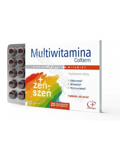 COLFARM Multiwitamina x 30 tabl (Colfarm)