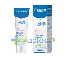 EXPANSCIENCE Mustela Bébé Cold Cream krem do twarzy 40ml