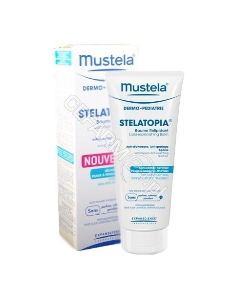 LABORATOIRES EXPANSCIENCE Mustela stelatopia balsam intensywnie natłuszczający 200 ml