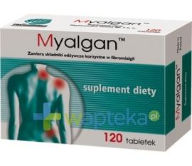 PHYTOMEDICA Myalgan, 120 tabletek