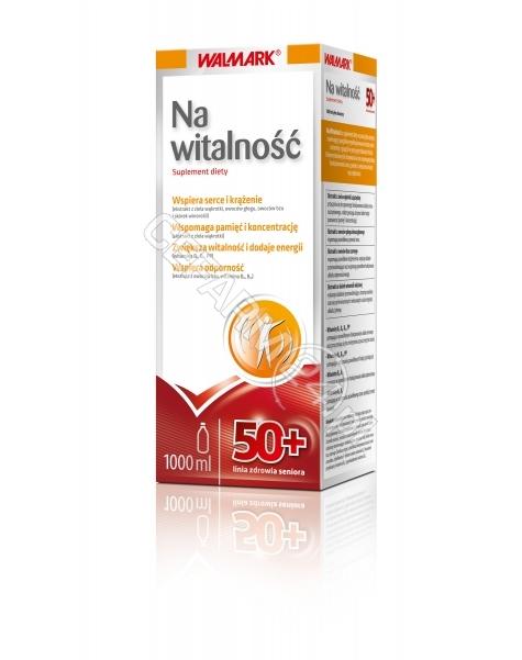 WALMARK Na witalność 50+ 1000 ml (Walmark)