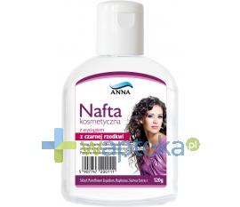 P.P.H. ANNA NOWA DĘBA Nafta kosmetyczna z czarną rzodkwią 120g