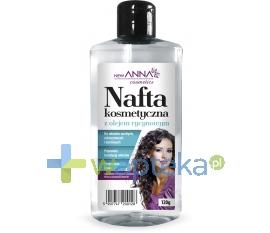P.P.H. ANNA NOWA DEBA Nafta kosmetyczna z olejkiem rycynowym 120g