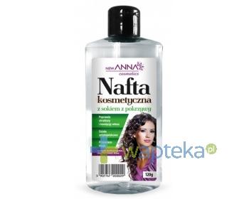 P.P.H. ANNA NOWA DEBA Nafta kosmetyczna z sokiem z pokrzywy160 ml
