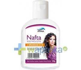EWA-ANNA W.E.F. Nafta kosmetyczna z witaminami A+E 120 ml