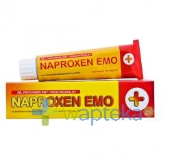 EMO-FARM SP.Z O.O. Naproxen EMO 10% żel 100g