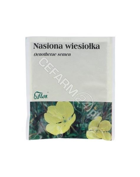 FLOS Nasiona wiesiołka 100 g (Flos)