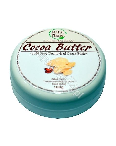 NATUR PLANET Natur Planet masło kakaowe 100 ml