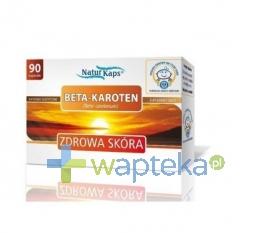 HASCO-LEK PPF Naturkaps Beta-Karoten 90 kapsułek