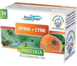 HASCO-LEK PPF Naturkaps Dynia + Cynk 30 kapsułek