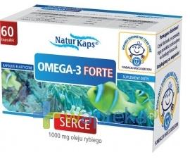 HASCO-LEK PPF Naturkaps Omega-3 Forte 60 kapsułek