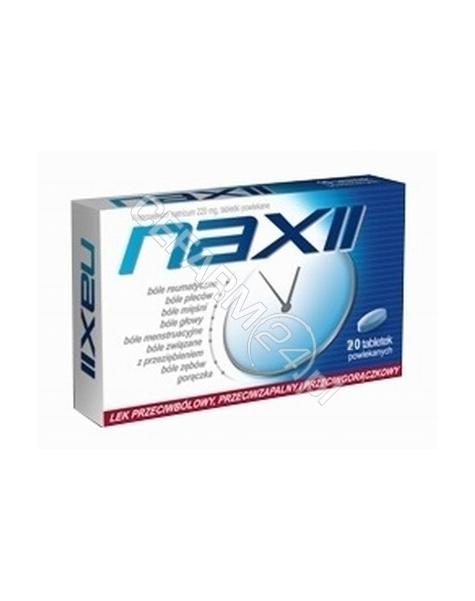 US PHARMACIA Naxii 220 mg x 20 tbl.powl.