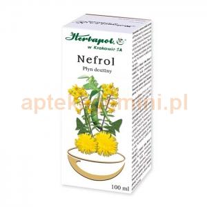 HERBAPOL KRAKÓW Nefrol, płyn doustny, 100ml (kartonik)
