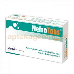 VERCO NefroTabs, 30 kapsułek