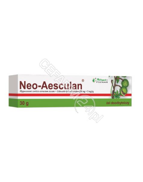 HERBAPOL POZ Neo-aesculan żel 30 g