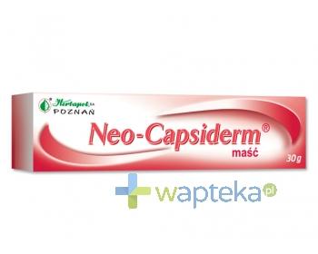 HERBAPOL POZ Neo-capsiderm maść 30 g