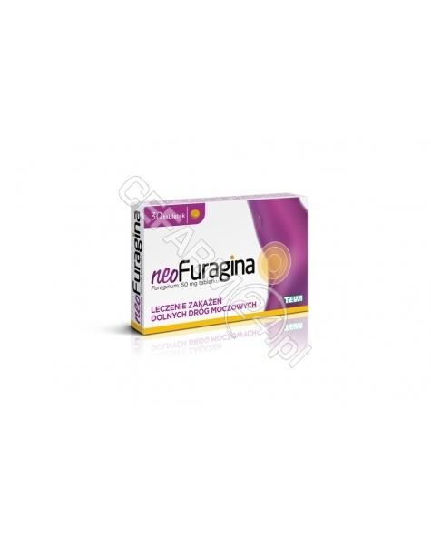 TEVA Neofuragina 50 mg x 30 tabl