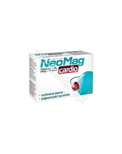 AFLOFARM Neomag cardio x 50 tabl