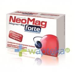 AFLOFARM FABRYKA LEKÓW SP.Z O.O. Neomag Forte (MgB6 Forte) 30 tabletek