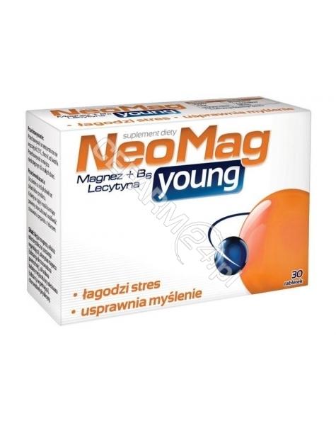 AFLOFARM Neomag young x 30 tabl
