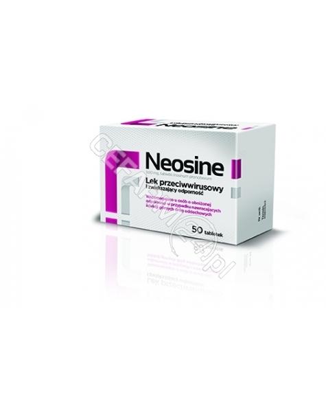 AFLOFARM Neosine 500 mg x 50 tabl