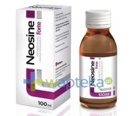 AFLOFARM FARMACJA POLSKA SP. Z O.O. Neosine Forte syrop 0,5 g/5ml 100 ml