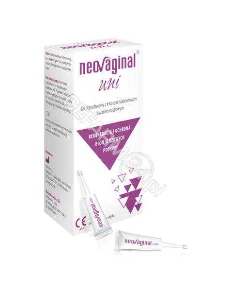 GOFARM S.C Neovaginal uni żel dopochwowy 5 ml x 5 aplikatorów