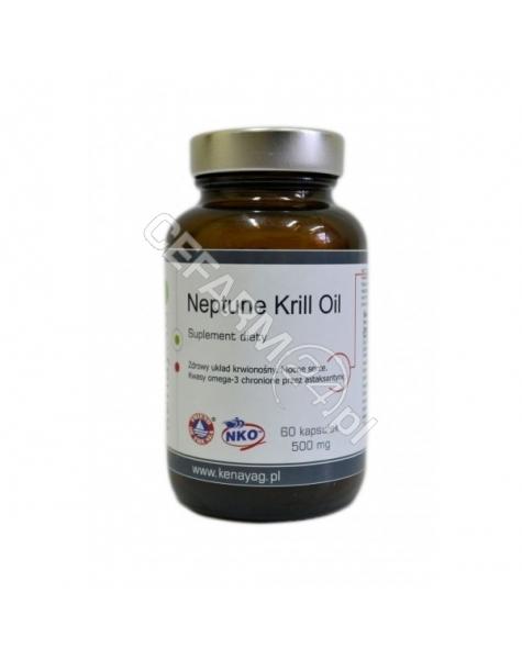 KENAY Neptune krill oil x 60 kaps