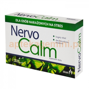 LEK-AM NervoCalm, 20 tabletek