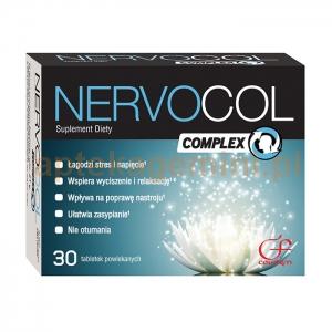 ZAKŁADY FARM. COLFARM Nervocol Complex 30 tabletek