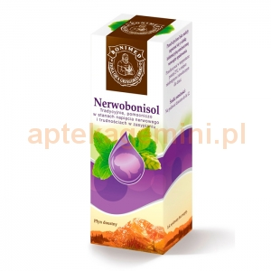 BONIMED Nerwobonisol, płyn 100g