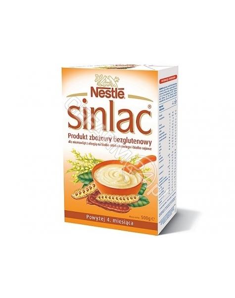 NESTLE Nestle sinlac od 4 m-ca 500 g