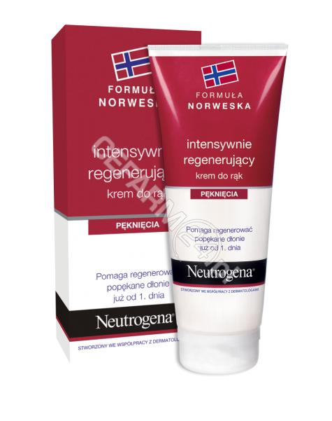 NEUTROGENA Neutrogena formuła norweska - krem do rąk intensywnie regenerujący 15 ml