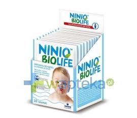 ADAMED CONSUMER HEALTHCARE S.A. NINIO BIOLIFE 10 x 30g - Krótka data ważności - do 30-11-2015