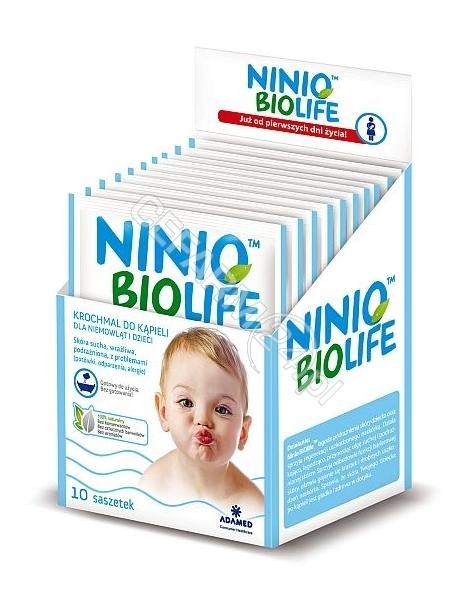 ADAMED Ninio biolife 30 g x 10 sasz