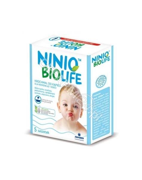 ADAMED Ninio biolife 30 g x 5 sasz