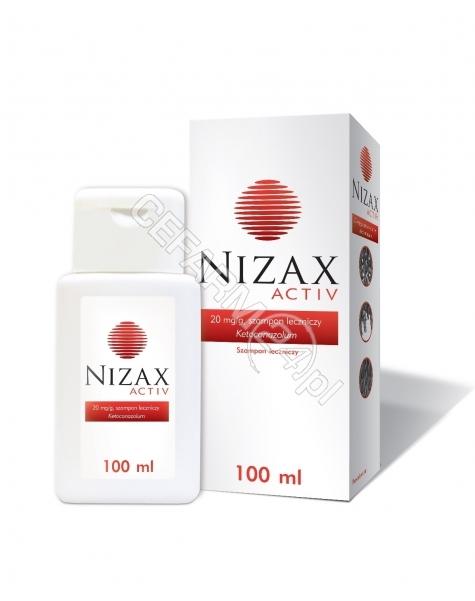 HASCO-LEK Nizax activ szampon 100 ml