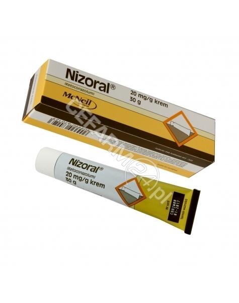 MCNEIL Nizoral krem 2% 30 g