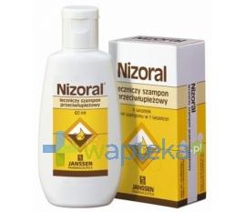 JANSSEN PHARMACEUTICA N.V. Nizoral leczniczy szampon przeciwłupieżowy 60ml