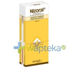 MEAD JOHNSON NUTRITION (POLAND)SP. Z O.O. Nizoral szampon leczniczy 100 ml