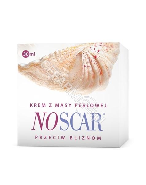 A-Z MEDICA No-scar perła inków - krem z masy perłowej przeciw bliznom 30 ml