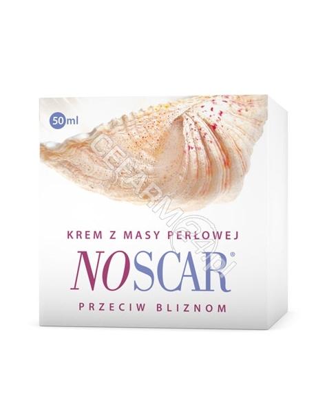 A-Z MEDICA No-scar perła inków - krem z masy perłowej przeciw bliznom 50 ml