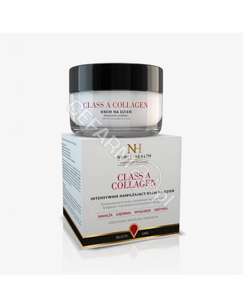NOBLE HEALTH Noble health class a collagen intensywnie nawilżający krem na dzień 50 ml