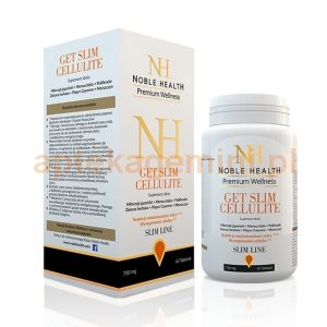 NOBLE HEALTH Noble Health Get Slim Cellulite, 45 tabletek
