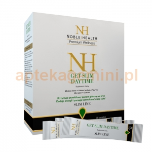 NOBLE HEALTH Noble Health Get Slim DayTime, 30 saszetek