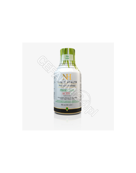 NOBLE HEALTH Noble health prodetox activ+ 250 ml