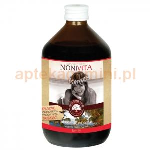 LABORATORIA NATURY NONIVITA, Sok z owoców noni, 1 litr