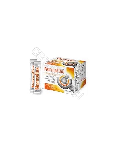 NOVASCON Normaflex x 30 sasz żelowych