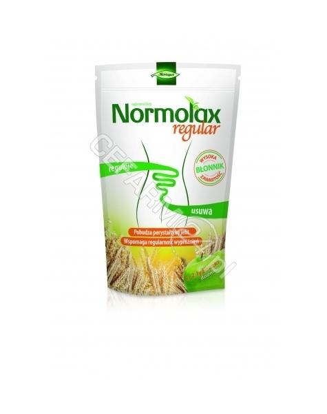 HERBAPOL LUB Normolax regular 100 g smak śliwkowy