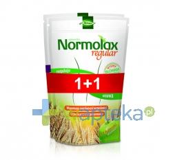 HERBAPOL-LUBLIN S.A. Normolax Regular proszek smak jabłkowy 100g + smak śliwkowy 100g